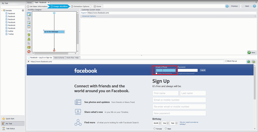 How to Extract Data from Facebook | Octoparse