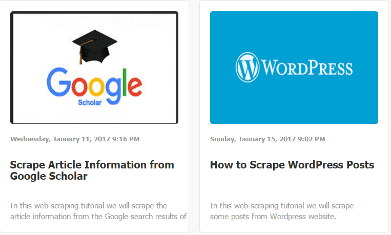 3 Best Article Scraping Software Tools | Octoparse