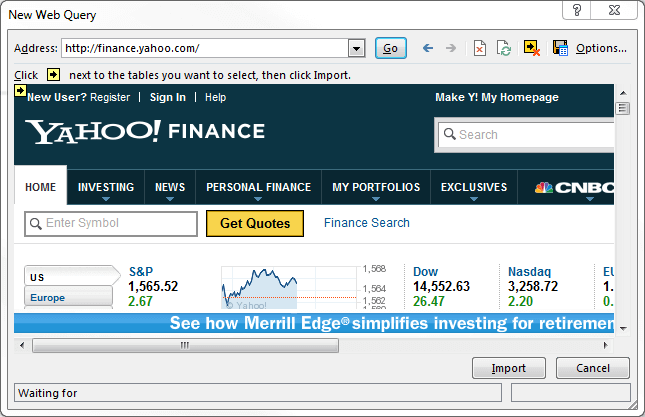 Scraping Data from Website to Excel   Octoparse