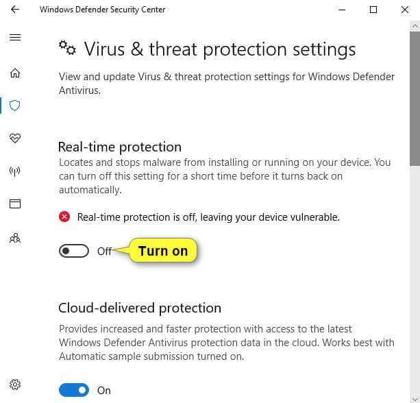 Statement on Trojan Detected by Windows Defender/Anti-Virus