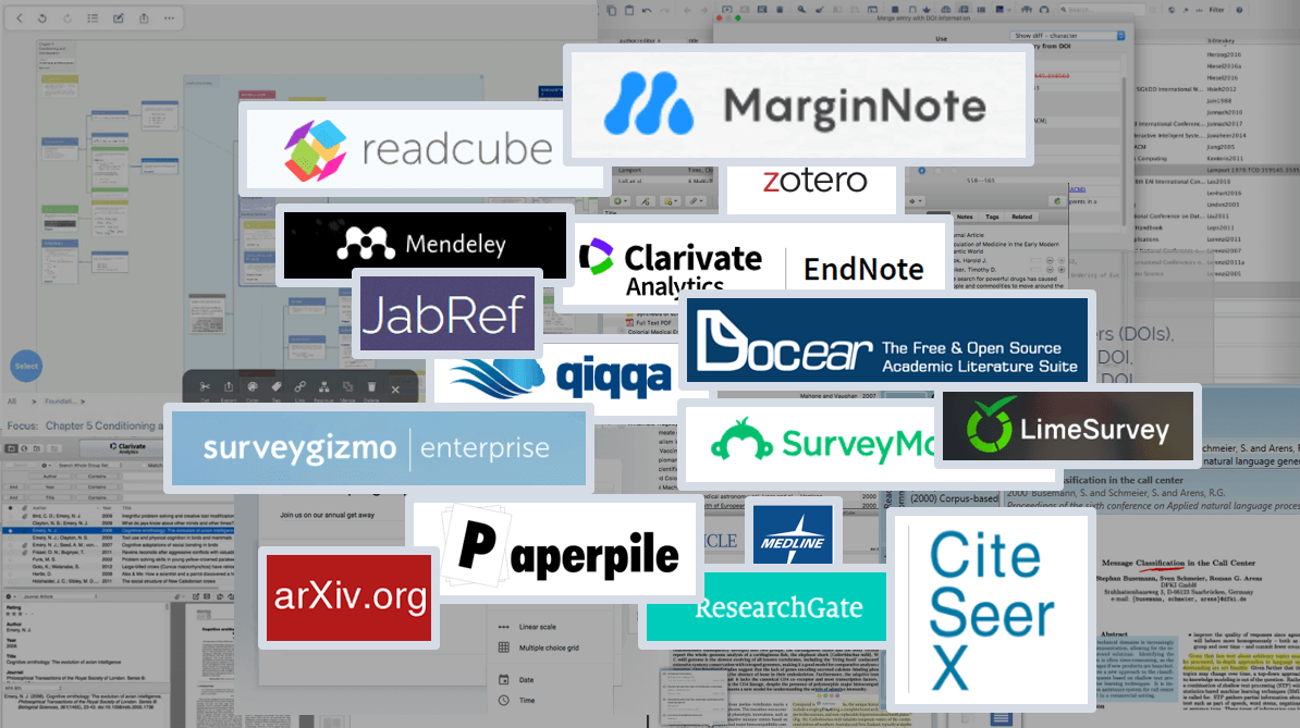 30 Tools & Resources for Academic Research | Octoparse