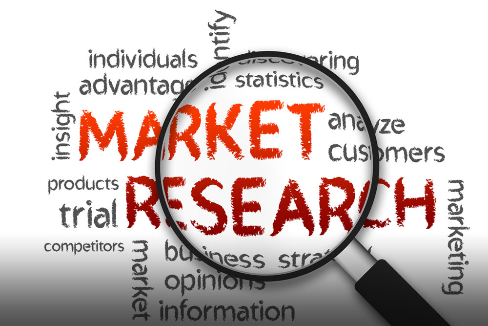 web scraping for market research
