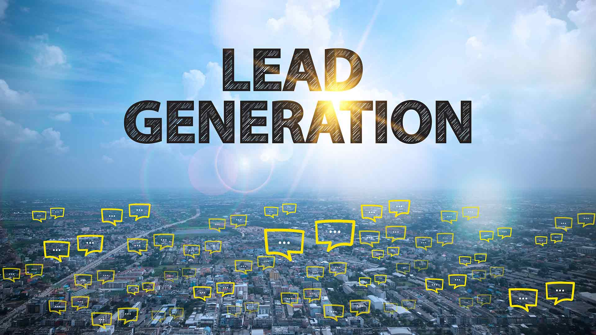 lead generation for web scraping